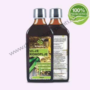 Dr Gabriels Ulje Konoplje (Hemp Seed Oil)