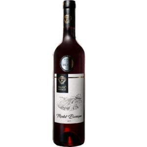 crveno suvo vino Pajić
