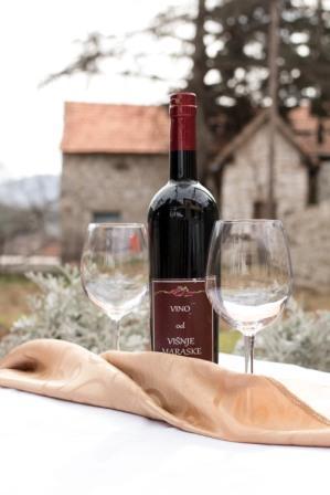 vino od višnje maraske